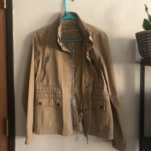 Tan Aeropostale Jacket